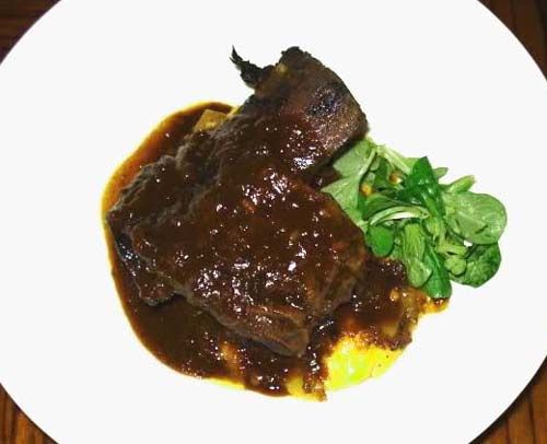 Short Ribs in a Slow Cooker.  Click For Recipe