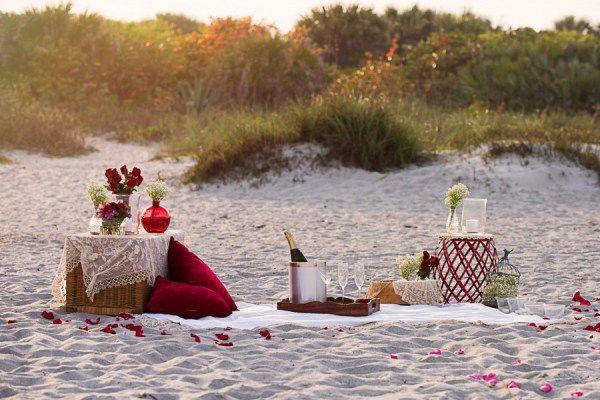 Super Sweet Surprise Beach Proposal More