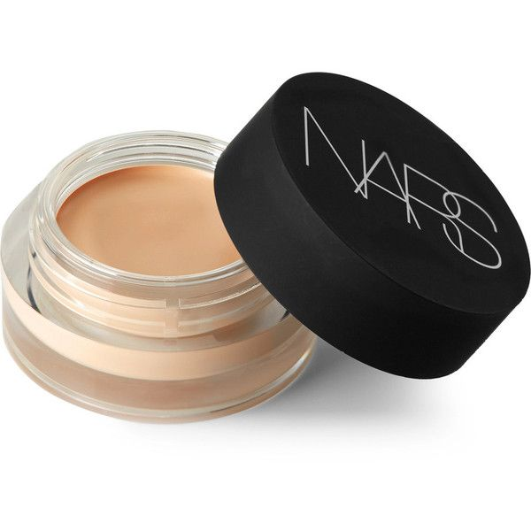 NARS Soft Matte Concealer - Macadamia, 6.2g (37 AUD) ❤ liked on Polyvore featuring beauty products, makeup, face makeup, concealer, creamy concealer, dark circle concealer, moisturizing mask, moisturizing concealer and nars cosmetics
