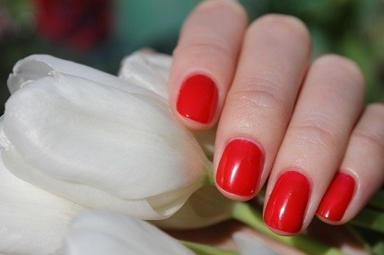 Sally Hansen Salon Manicure №570 Right Said Red