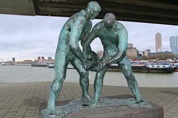 Maashaven/Rotterdam.