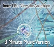 The inner life of a cell- An animation video created by Harvard.  This is a great video with music.    http://multimedia.mcb.harvard.edu/media.html