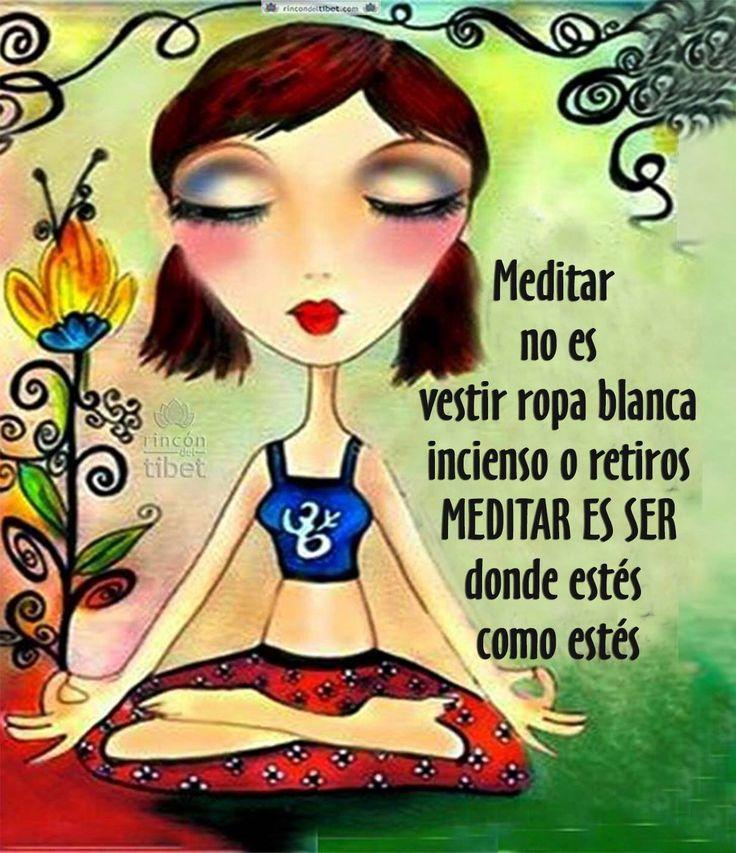 Un ratito de meditación
