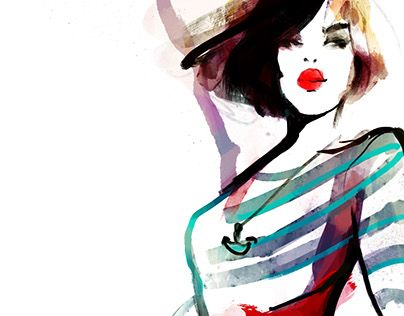 "Check out new work on my @Behance portfolio: ""fashionillu_31"" http://be.net/gallery/35264755/fashionillu_31"