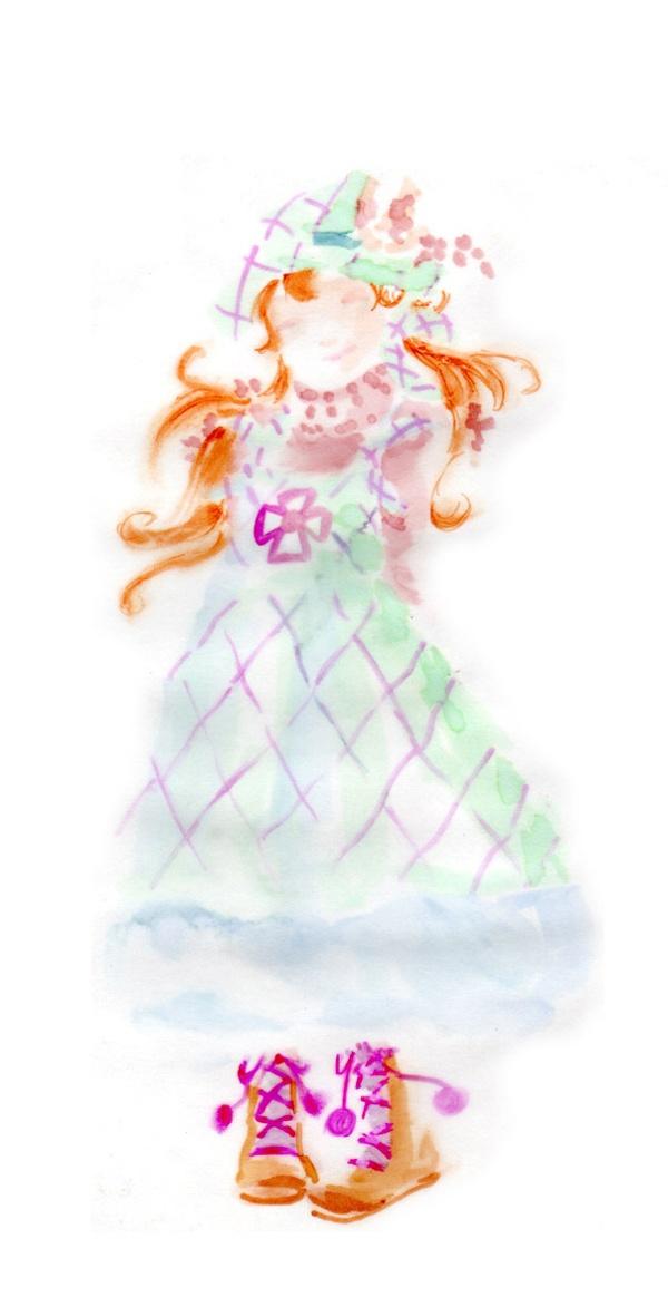 Fairy Oak-Vainilla Periwinkle