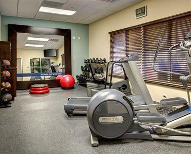 Hampton Inn Miami-Coconut Grove/Coral Gables Hotel, FL - Fitness Center