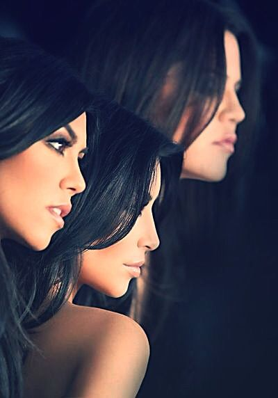 The Kardashian Sisters. I love them, they're so freakin hilarious and seem fun to hang out with