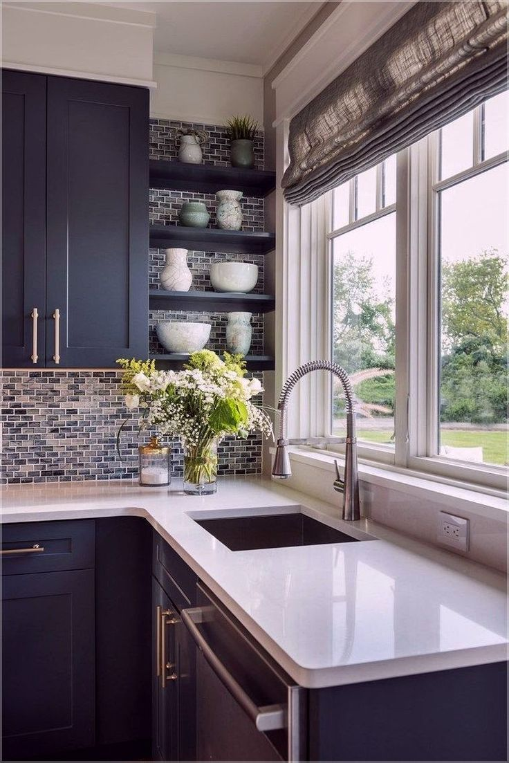 26 Best Kitchen Decor Design Or Remodel Ideas That Will Inspire You Homelovers Kitchen Design Diy Kitchen Design Decor Modern Kitchen