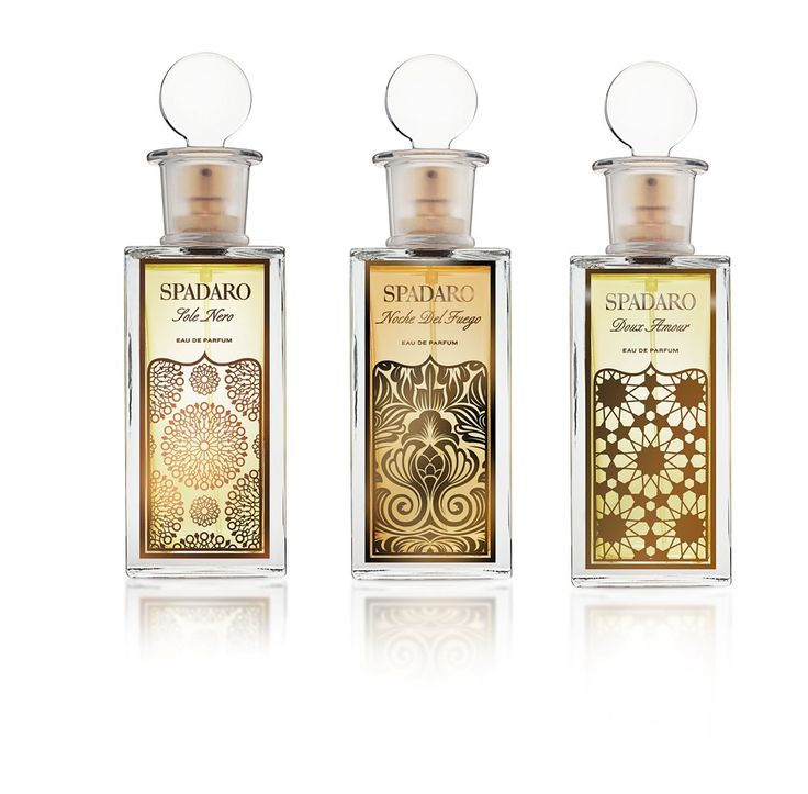 Spadaro Luxury Fragrances Take Me Away