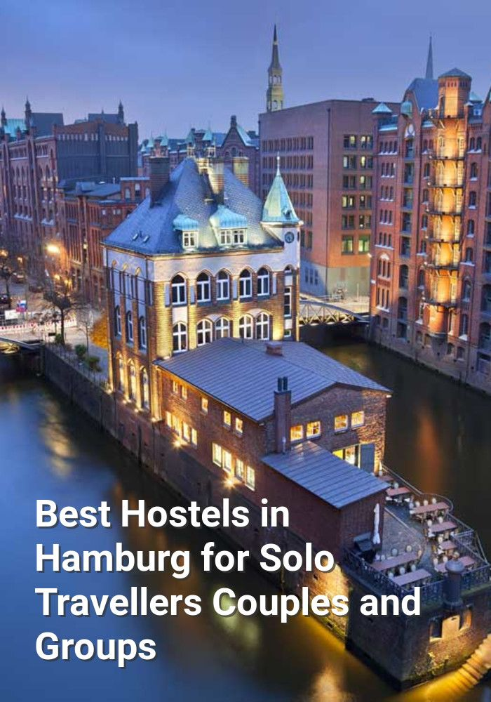 Best Hostels in Hamburg for Solo Travellers, Couples, and Groups: Hamburg, Germany is the country's largest port city and is the second…