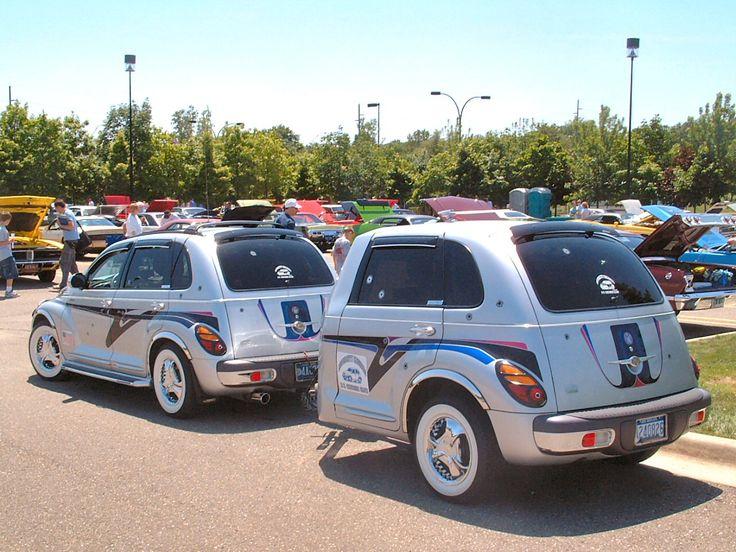 custom pt cruiser | 2001-Chrysler-PT-Cruiser-Custom-Car-_amp_-PT-Cruiser-Body-Trailor ...