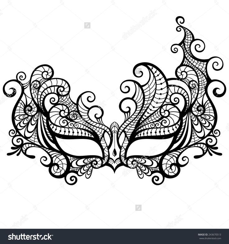 201pingl233 par valkiria sur mascaras lace masquerade masks