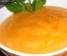 Vellutata di carote cremosa bimby
