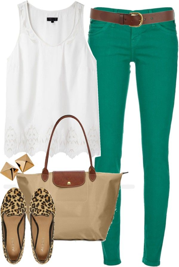 Color pantalon
