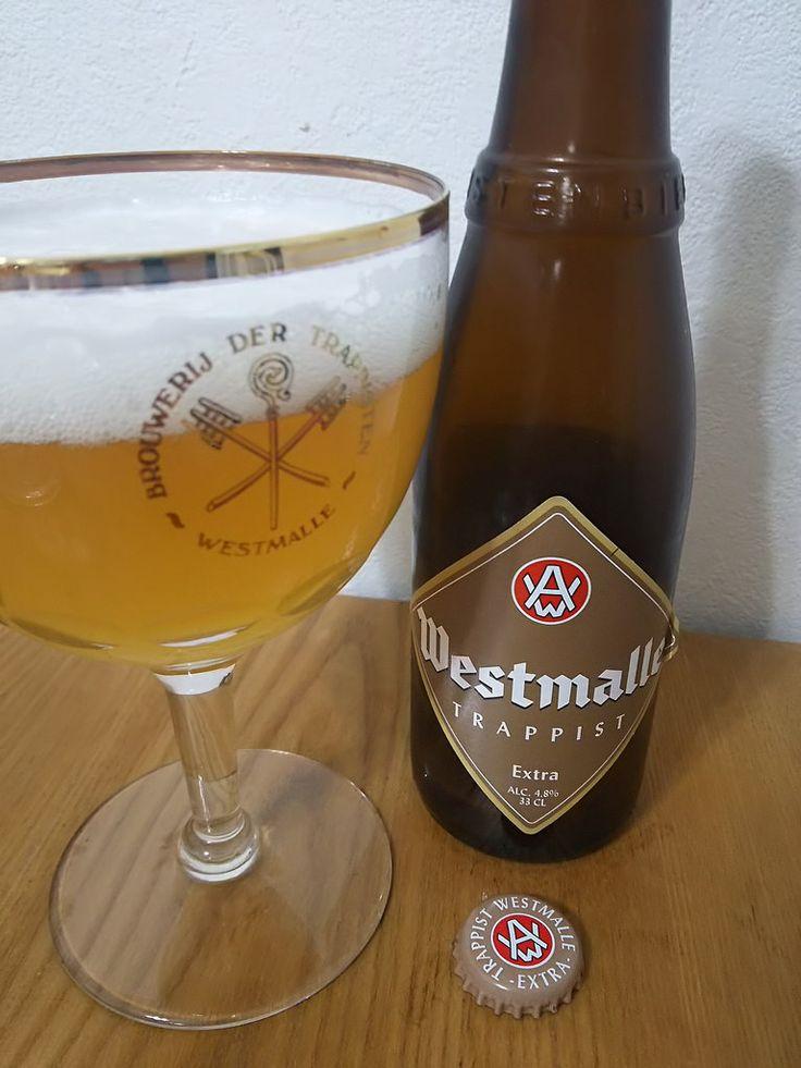 Westmalle Extra Westmalle Extra Alc.48%Vol. e33cl Brouwerij ber Trappisten van Westmalle Antwerpsesteenweg 496 B-2390 Malle http://ift.tt/1Hy401r