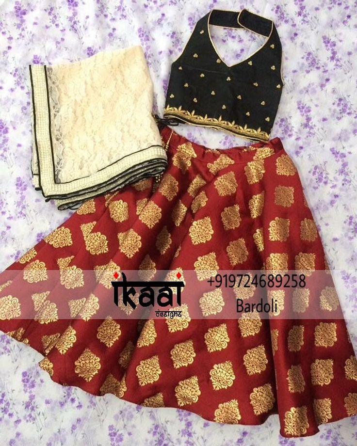Beautiful Banarasi brocade Lehngha For navaratri #Designer #ChaniyaCholi #ForNavratri #NavratriDresses #HandWork #HandWorkDesign #HandCrafted #HandCraftedLove #HandCraftedInIndia #InstaDaily #Instagram #InstaGood #Desi #DesiLook #DesignedDresses #DesignerChaniyaCholi #NavratriChaniyaCholi #Ethnic #EthnicLove #EthnicFashion #EthnicWear #IkaaiFashion #FashionGram #IkaaiLookBook #IkaaiFashionStory #IkaaiLove #IkaaiAtelier #IkaaiDesign #Bardoli