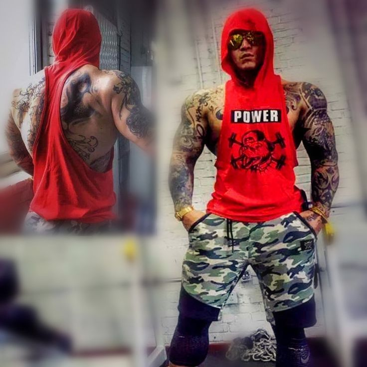 Men Cotton gyms Hoodie Sweatshirts fitness mens clothes bodybuilding stringers tank top men Sleeveless Shirts golds vest