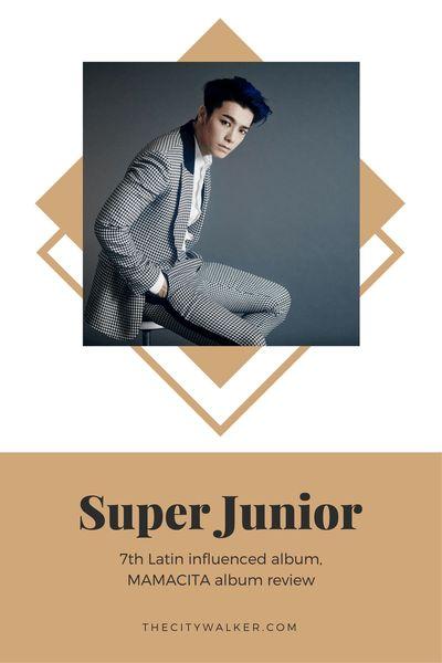K-pop Album | Super Junior | Review