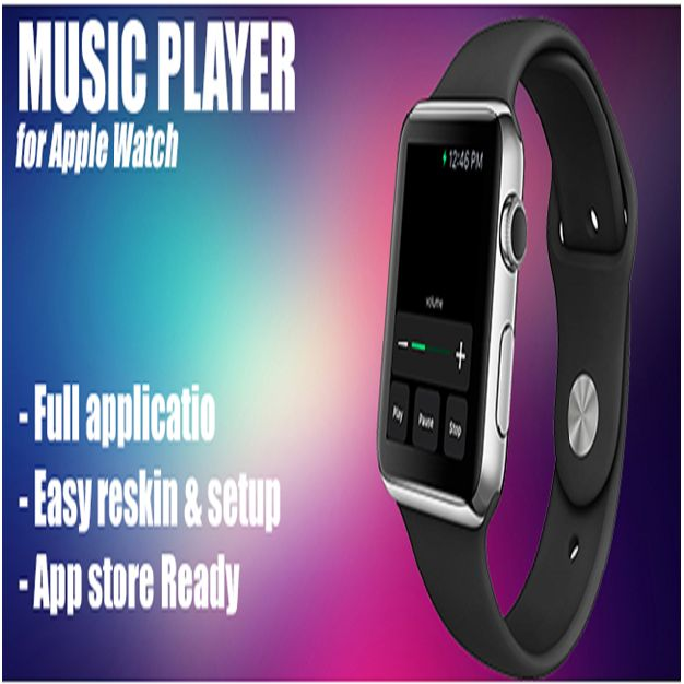 Where words fail, #music speaks.Play music with your #apple #watch.