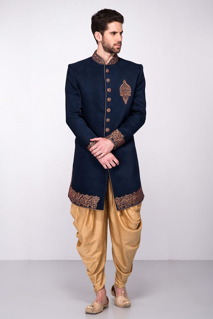 Best 25+ Indian groom wear ideas on Pinterest | Sherwani ...