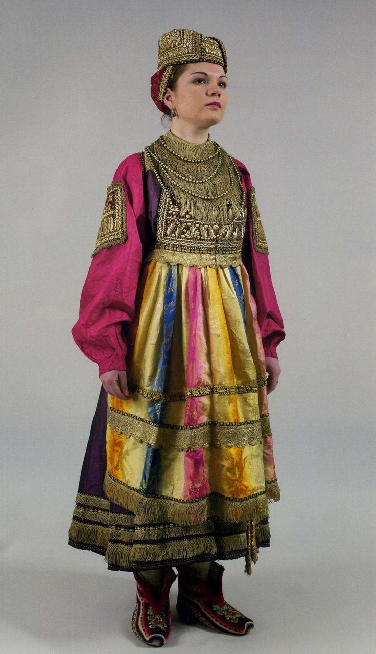 Костюмы из собрания Русского музея