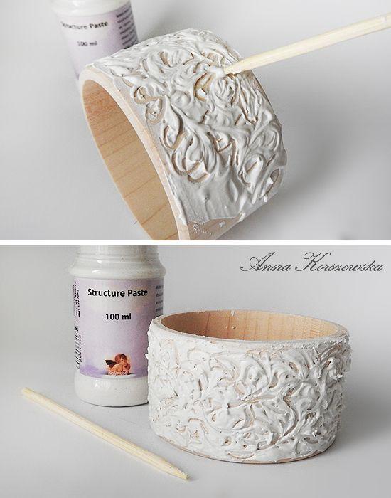 DIY - Pomysł na bransoletkę