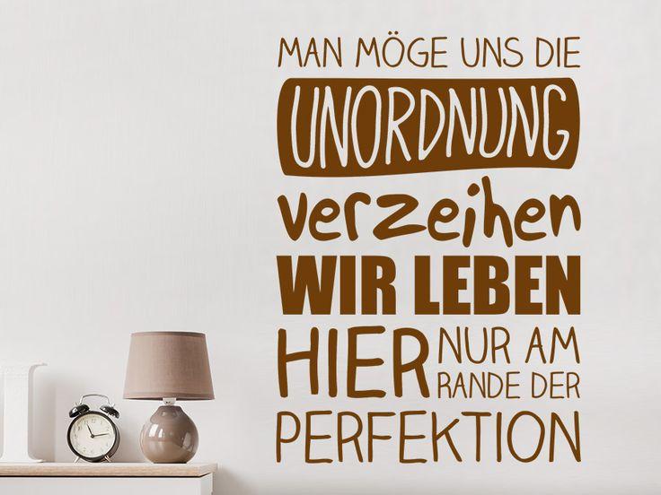 Das Wandtattoo Wir leben hier hier entdecken. ❤ Spitzenqualität aus Deutschland | schnelle Lieferung | portofrei (D) bei WANDTATTOO.DE bestellen!