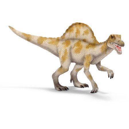 Schleich Spinosaurus Toy Dinosaur, Multicolor