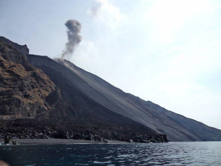Isole Eolie - Stromboli, Sicilia