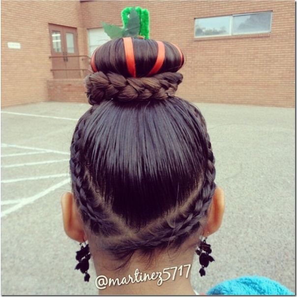 perfect hairstyles for Halloween