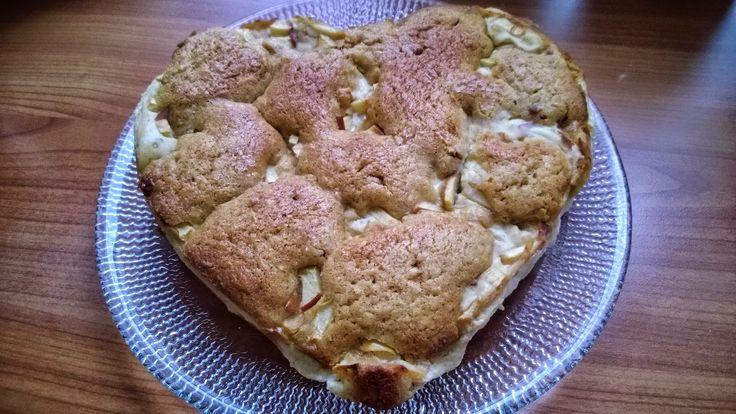 Tupun tupa: Omena-kookoskakku