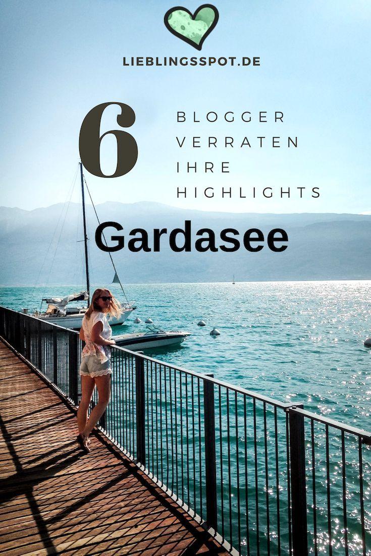 6 (Reise-) Blogger verraten ihre Lieblingsorte am und um den Gardasee: #blogge …   – Backpacking – Urlaub – Reisen – Gruppenboard – Deutsche Reiseblogger geben Tipps und Inspiration