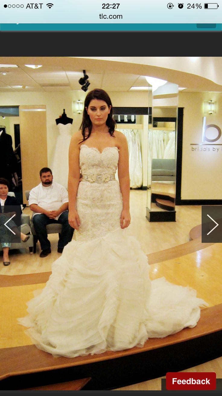 128 best say yes to the dress images on pinterest atlanta yes season 7 of tlcs say yes to the dress atlanta lazaro 3201 ombrellifo Choice Image