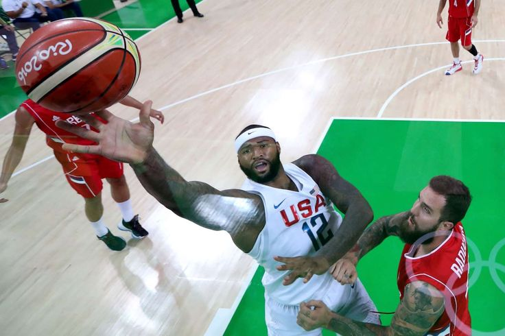 Basketball - Olympics: Day 7 - Elsa/Getty Images