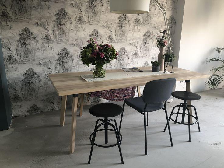 Kullaberg, ypperlig, karljan Ikea table, Ikea, Dining table