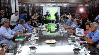 Representantes del gobierno de la Provincia de Buenos Aires se volverán a reunir este viernes con d...
