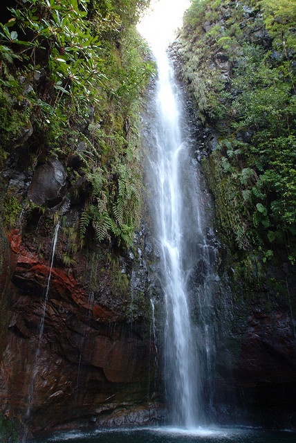 Waterfall by Madeira Islands Tourism, via Flickr