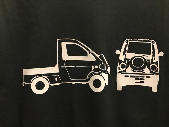 Daihatsu Midget Ii T Shirt In 2020 Daihatsu Darth Vader T Shirt