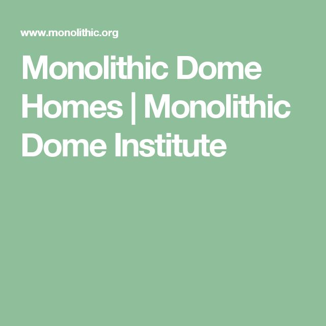 25+ Best Ideas About Dome Homes On Pinterest