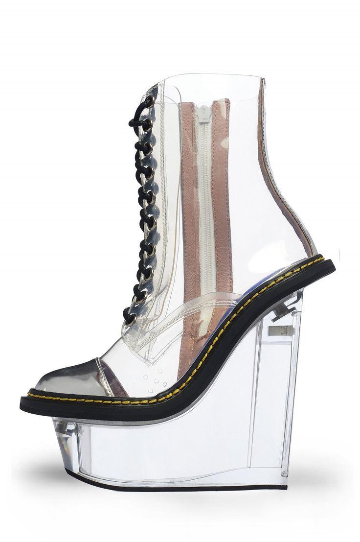 Silver Patent Heels