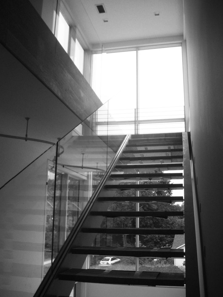 Best Pin By Lee Companies On Residential Glass Stairs 400 x 300
