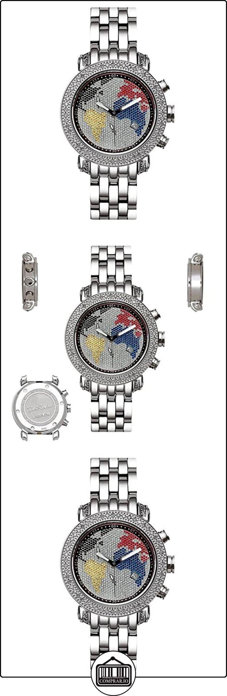 Joe Rodeo crotalo reloj de pulsera para mujer - PASSION plata 0.6 estación  ✿ Relojes para mujer - (Lujo) ✿