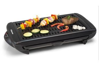 Electric BBQ Grill - Die cast aluminum grill plate http://oony.co.uk/go/70505385