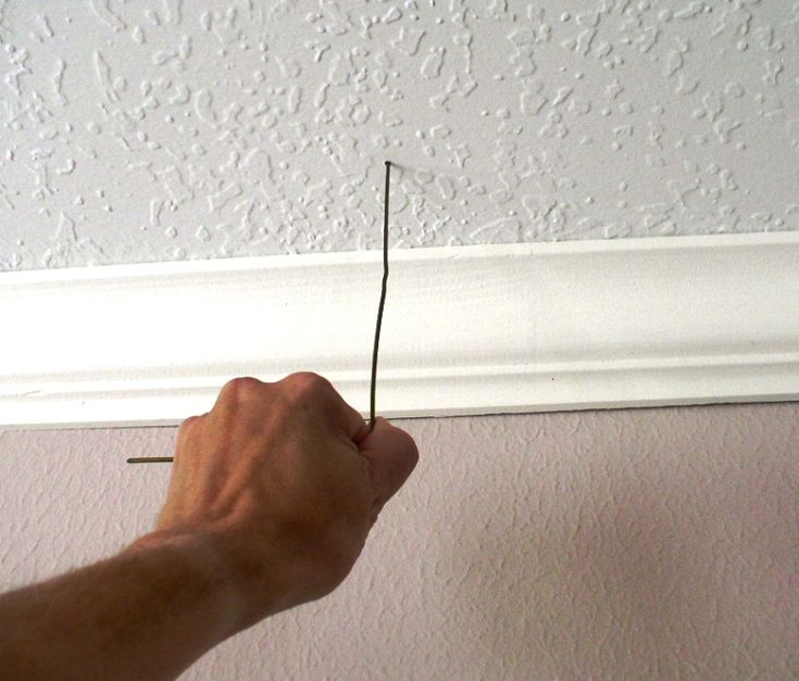 How to in wall wiring for your home theater instructions for Fishing wire through ceiling