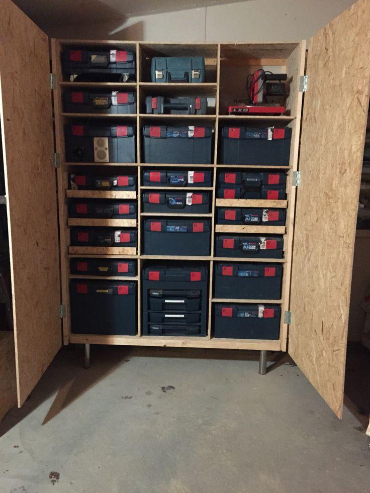 L-Boxx cabinet