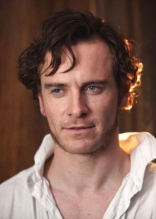 Michael Fassbender in Jane Eyre - If my sister was on pinterest, I would dedicate this pin to her. She loves this actor. :)