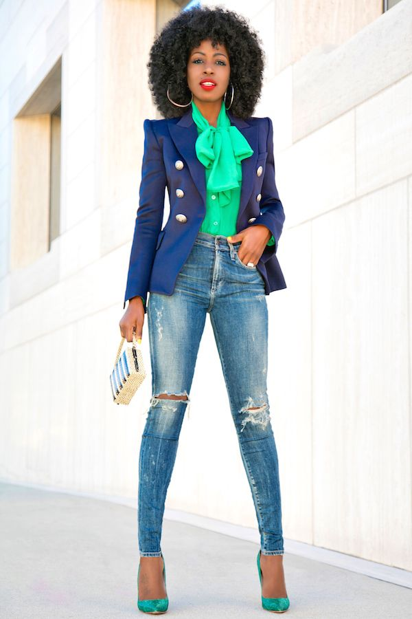 25  best ideas about Women Blazer on Pinterest | Blazer outfits ...