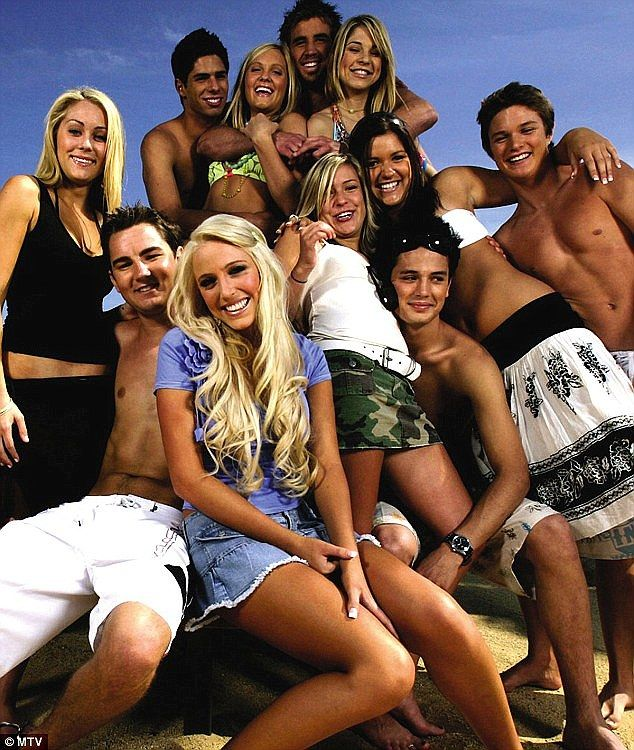 TV star: Casey was a cast-member of the MTV reality series Laguna Beach: The Real Orange C...