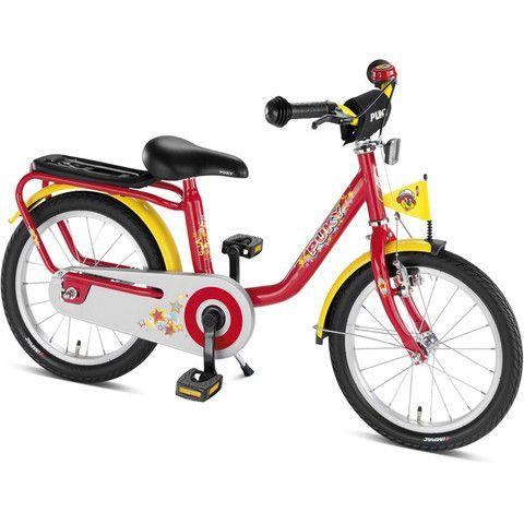 PUKY Z 6 Bike - Red