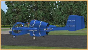 Edgley Optica ultraleichter Explorerals Freeware für den FSX von Craig Richardson